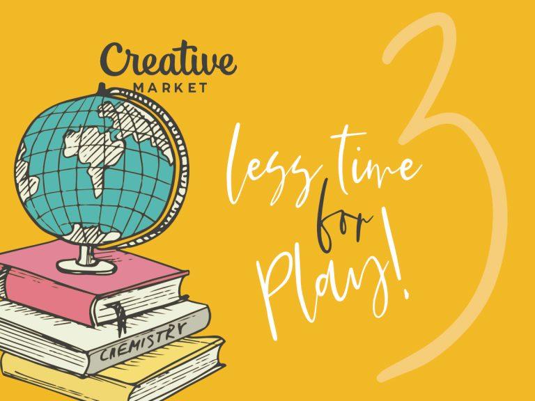 Creative Market Monday 3rd