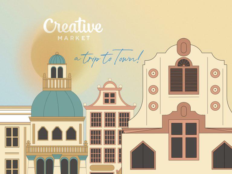 Creative Market Monday 4th