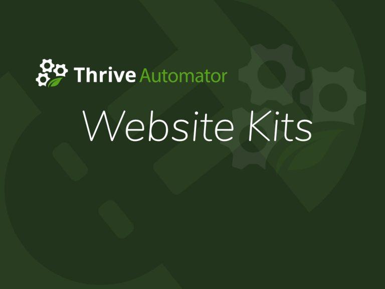 WordPress: Thrive Automator